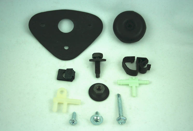 17000-17674, speedometer, tach, wipers, washers